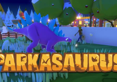 parkasaurus banner